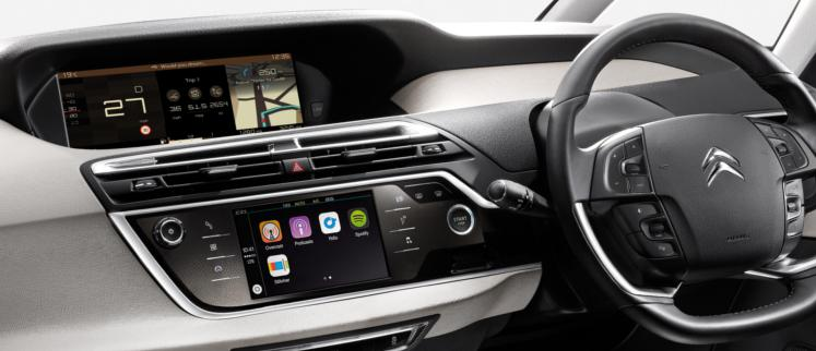 Citroën Connect Nav