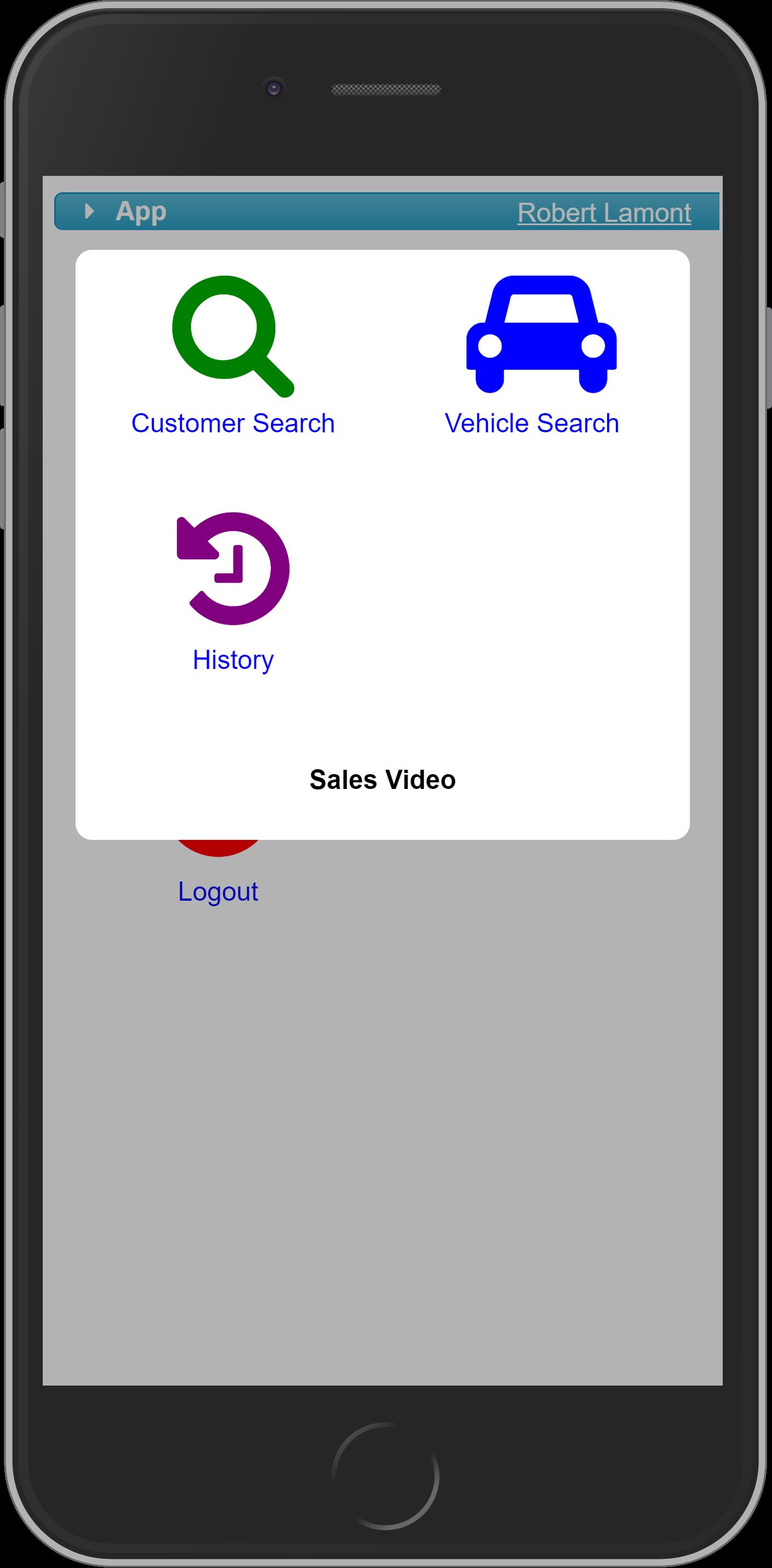 Enquiry App